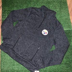 Womens Pittsburgh Steelers Fleece